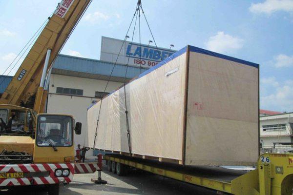 vận chuyển hàng hóa trọng lượng lớn