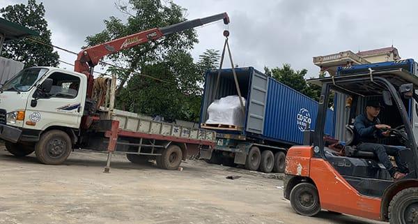 Thuê Xe Cẩu 5 tấn